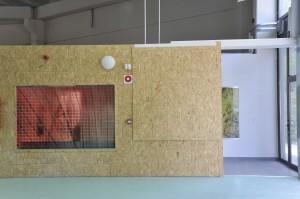 Oficinas y vestuarios para fábrica en Muskiz
